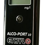 ethylotest electronique NF alcoport 10 de ethylo SAS